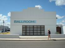 """Centro di Arte Contemporanea """"Ballroom"""", Marfa"""