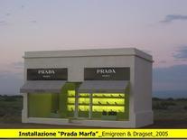 Installazione Prada Marfa