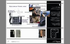 Pagina iniziale di un Concept Book