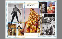 Tavola del Concept Book espressiva dell'interpretazione della marca