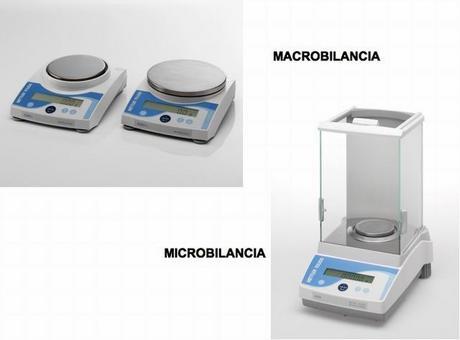 Microbilancia. Fonte:  MT
