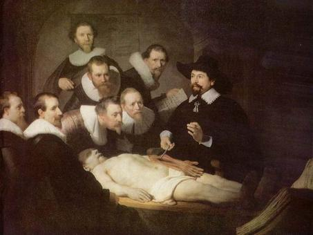 Rembrandt, The Anatomy Lesson of Doctor Tulp
