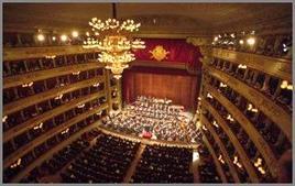 Teatro Alla Scala di Milano. Fonte: Regioni italiane