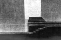 A. Appia, Spazi ritmici, schizzi per il teatro. Fonte: Mode, images, pop culture