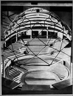W. Gropius, Totaltheater, 1927