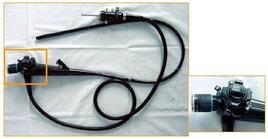 Gastroscopio ottico