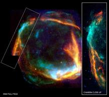 RCW 86, this Supernova exploded in 185 AD