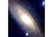 Optical image of M31.