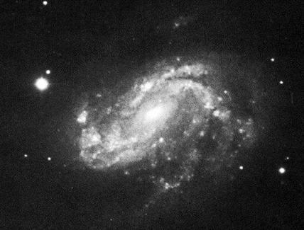 Nuclear region of some nearby Seyfert galaxies. NGC 4051