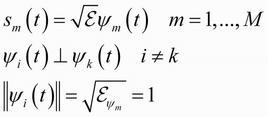 Definizione di segnali ortogonali