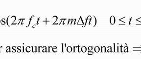 Segnali ortogonali