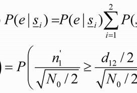 Espressione di P(e)