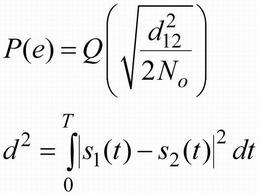Definizione di P(e) e d2