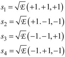 Notazione vettoriale
