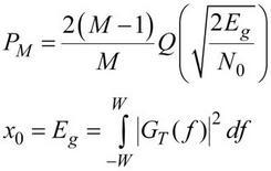 Calcolo della P(e)
