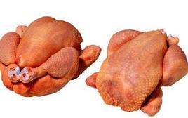 Carcasse di pollo intere. Fonte: ars-alimentaria
