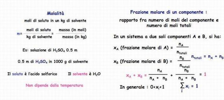 Espressioni quantitative