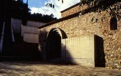Antoni Gonzalez, Chiesa di San Vicenç a Malla, nuovo ingresso