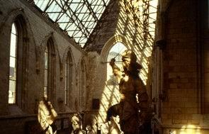 Angers, museo David (Pierre Prunet), navata