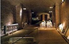 Guido Canali, Restauro dello Spedale di Santa Maria della Scala a Siena e allestimento del Museo Archeologico, 2003