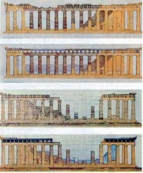 Il progetto di restauro di M. Korres