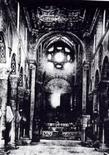 L'interno progettato da Travaglini nell'800