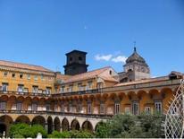 Napoli, complesso religioso di San Gregorio Armeno, 2004
