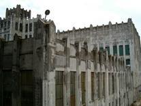 Napoli, ex fabbrica Cirio a Vigliena, 2006