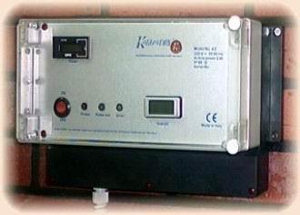 L'eliminazione dell'umidità mediante generatore di campo elettromagnetico