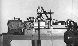 Strumentazione per l'esecuzione di prove meccaniche in laboratorio
