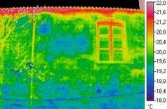 Ripresa termografica