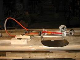 Una prova parzialmente distruttiva: il martinetto piatto
