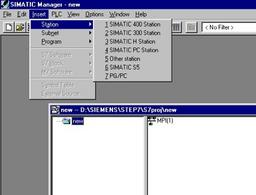 Programmazione del PLC da PC