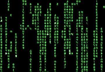Una scena del film Matrix A. e L. Wachowski 1999. Fonte: Wikipedia