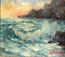Mediterraneo, olio di Gabriele Patriarca