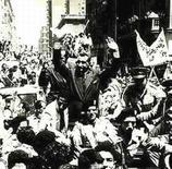 Nasser in trionfo