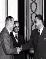 Enrico Mattei e Nasser
