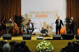 Roma 14 novembre 2012 festa dell'amicizia e della cooperazione Italia-Marocco