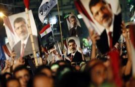 Proclamazione di Mohammed Morsi a Presidente della Repubblica egiziana