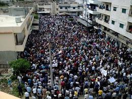 Banyas, Venerdì della rabbia, 29 aprile 2011