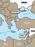 Centro tecnico di manutenzione ospitato nel porto di Tartus