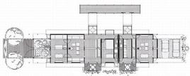 Casa a Pullach, pianta piano primo