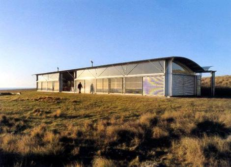 Glenn Murcutt, Magney House, Bingie Point, New South Wales South Coast, Australia, 1982-1984