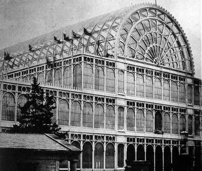 Crystal Palace, Joseph Paxton, 1851