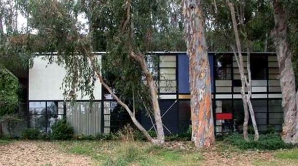 Ray e Charles Eames, Eames house and studio, 203 Chautauqua Boulevard, Los Angeles, 1949
