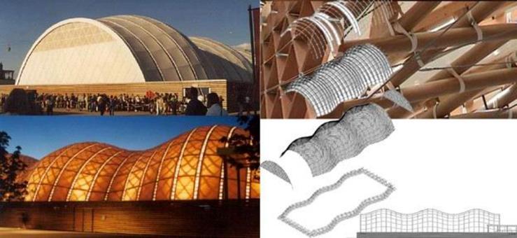 Shigeru Ban, padiglione Giapponese dell'Expo 2000 di Hannover