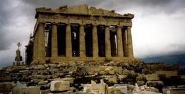 Partenone (ordine dorico), Acropoli di Atene, V sec. A.c