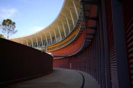 Renzo Piano, Vulcano Buono, Nola (Na), 1995-2007