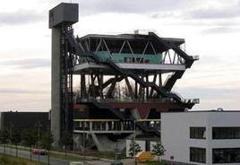Mvrdv, Padiglione Olandese all'expò 2000 di Hannover