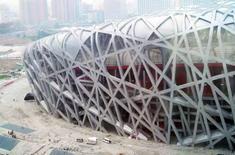 Herzog & De Meuron, Stadio Olimpico, Pechino, 2008